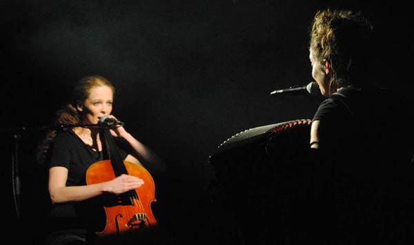 Concert de Yoanna, le 3 janvier 2012 au Ciel de Grenoble