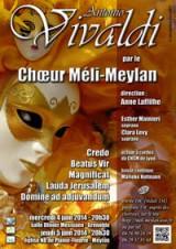 choeur Meli Meylan