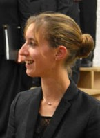 Cheffe de choeur Anne Laffilhe