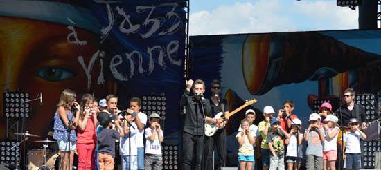 Scene Jazz a Vienne