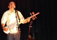 Lobsang Chonzor en concert 2