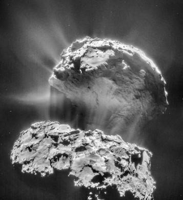 Rosetta photo ESA